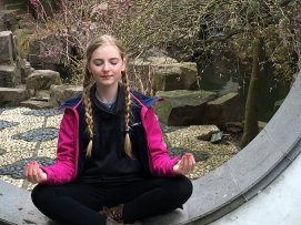 Hope Meditating